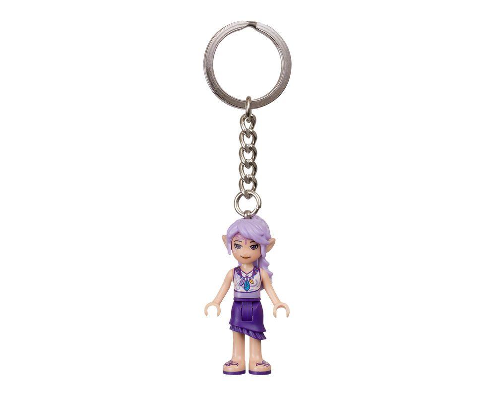 LEGO Set 853654-1 Aira the Wind Elf Key Chain (LEGO - Model)