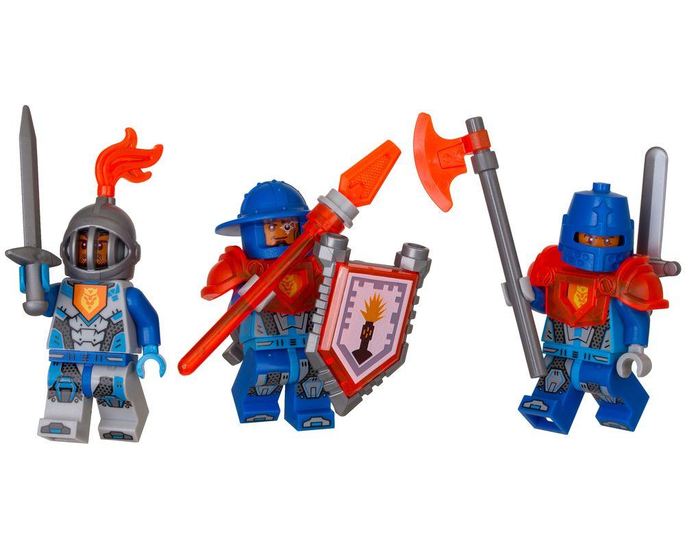 LEGO Set 853676-1 Nexo Knights Accessory Set (Model - A-Model)