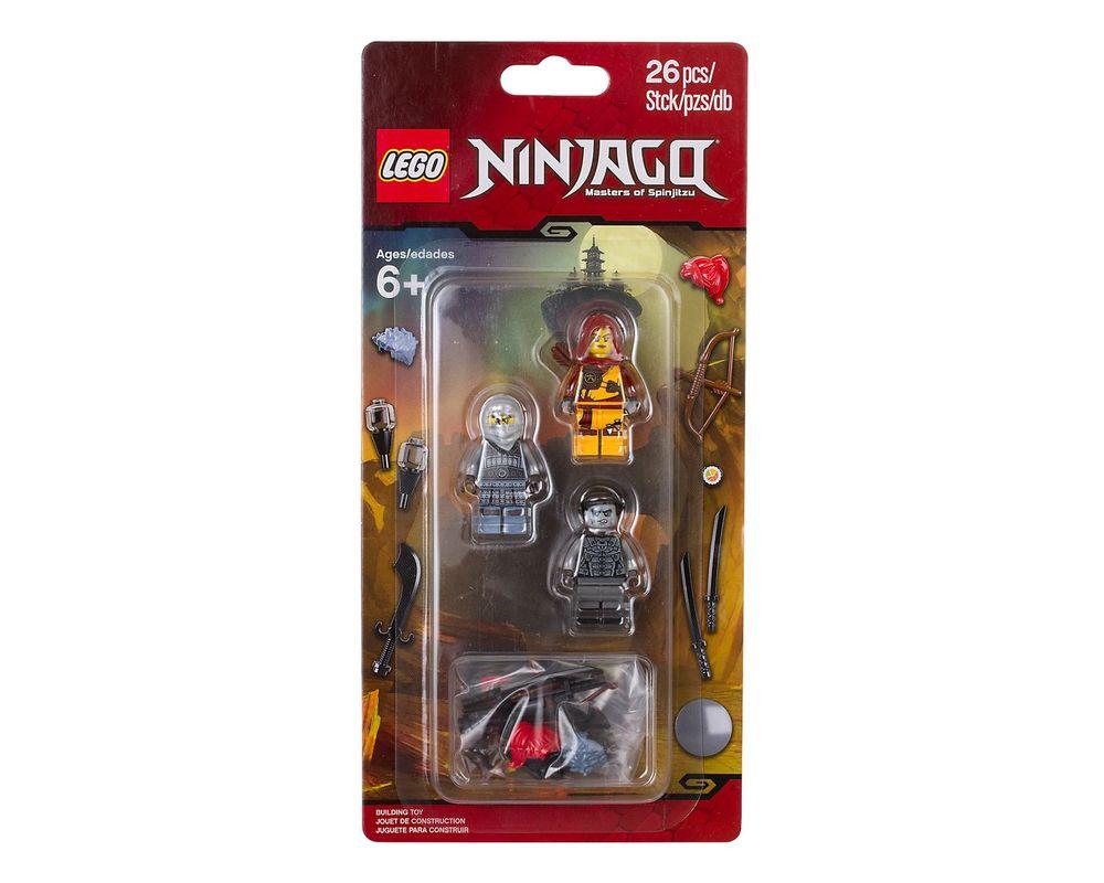 LEGO Set 853687-1 Elemental Masters Battle Pack