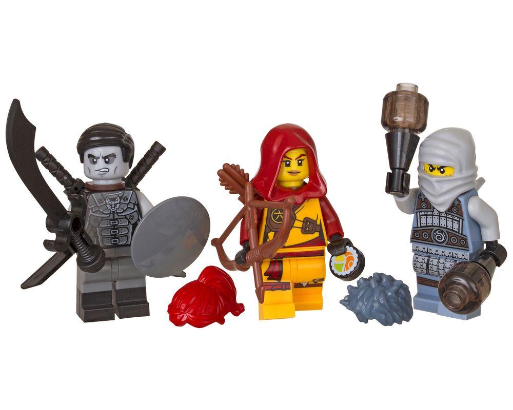 LEGO Set 853687-1 Elemental Masters Battle Pack (LEGO - Model)