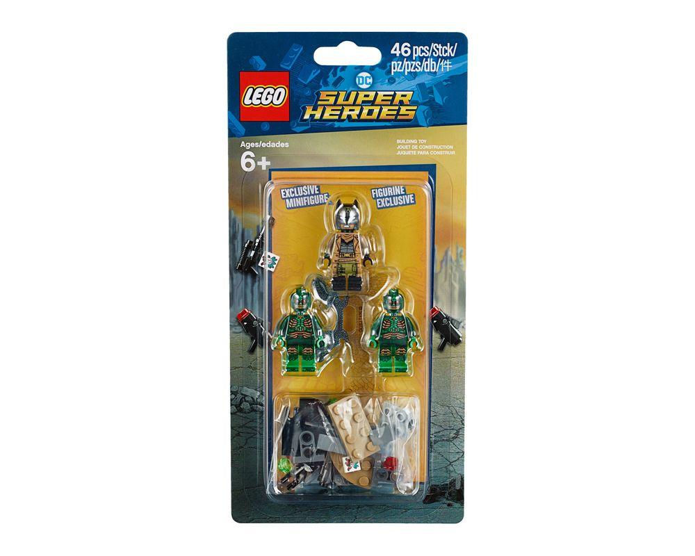 LEGO Set 853744-1 Knightmare Batman Accessory Set (LEGO - Model)