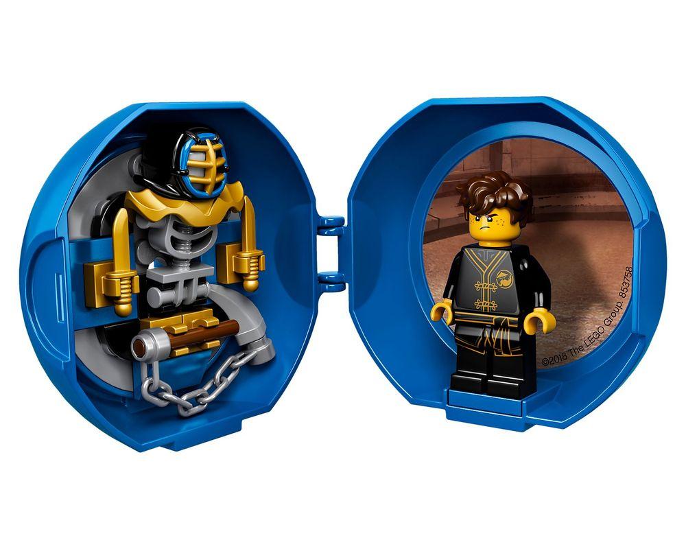 LEGO Set 853758-1 Jay's Kendo Training Pod