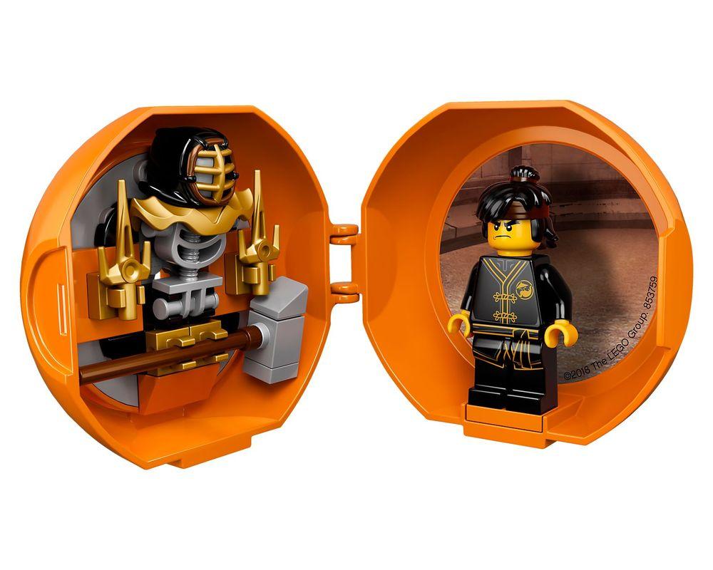 LEGO Set 853759-1 Cole's Kendo Training Pod