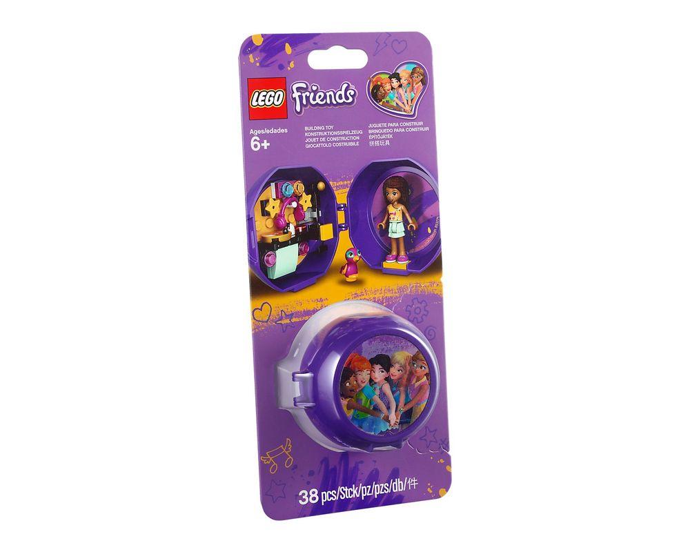 LEGO Set 853775-1 Andrea's DJ Pod