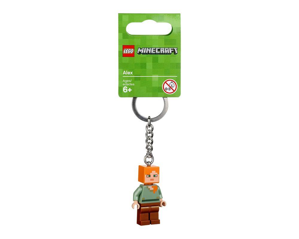 LEGO Set 853819-1 Alex Key Chain