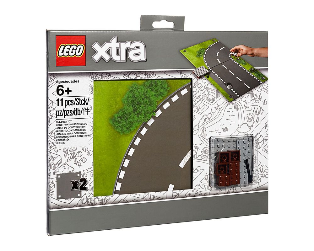 LEGO Set 853840-1 Road Playmat