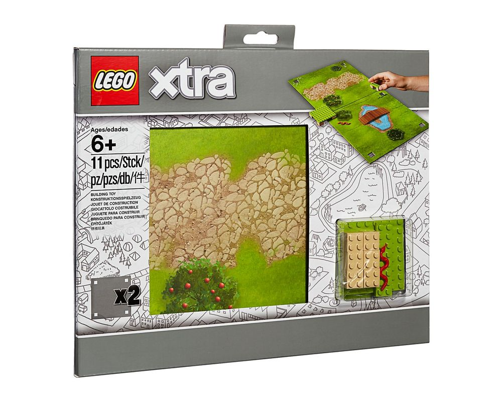 LEGO Set 853842-1 Park Playmat