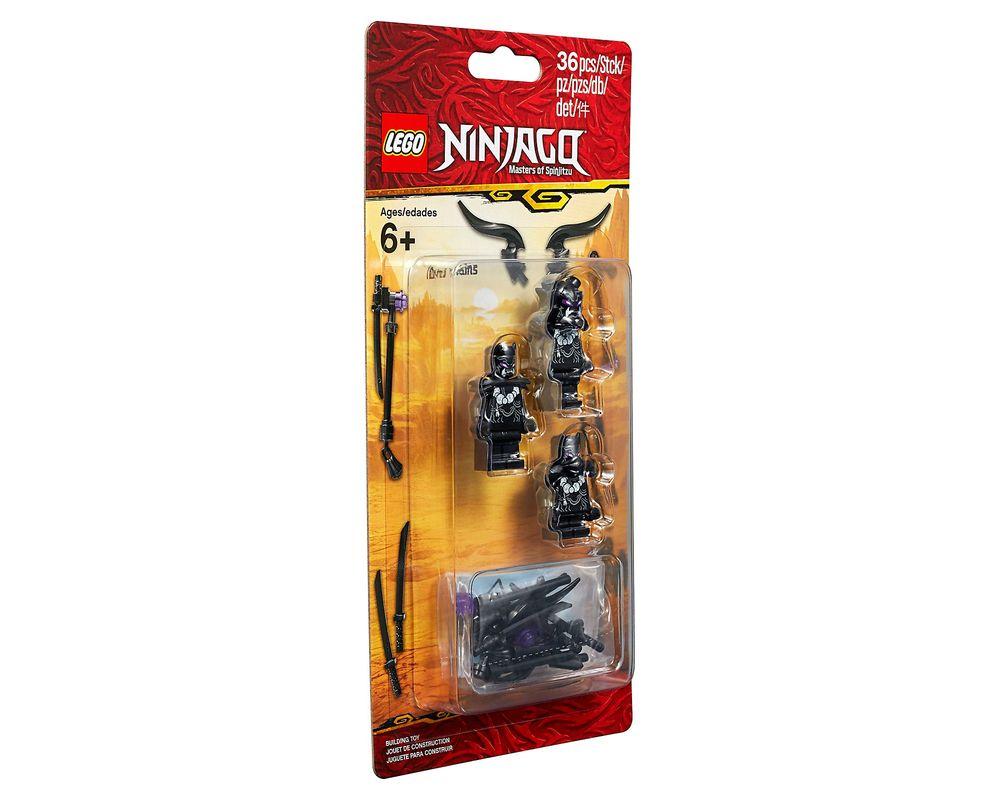LEGO Set 853866-1 Oni Villians Accessory Set