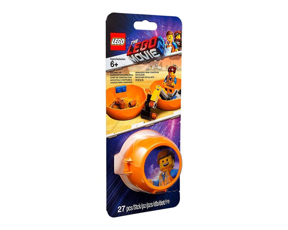LEGO Set 853874-1 Emmet's Construction Pod