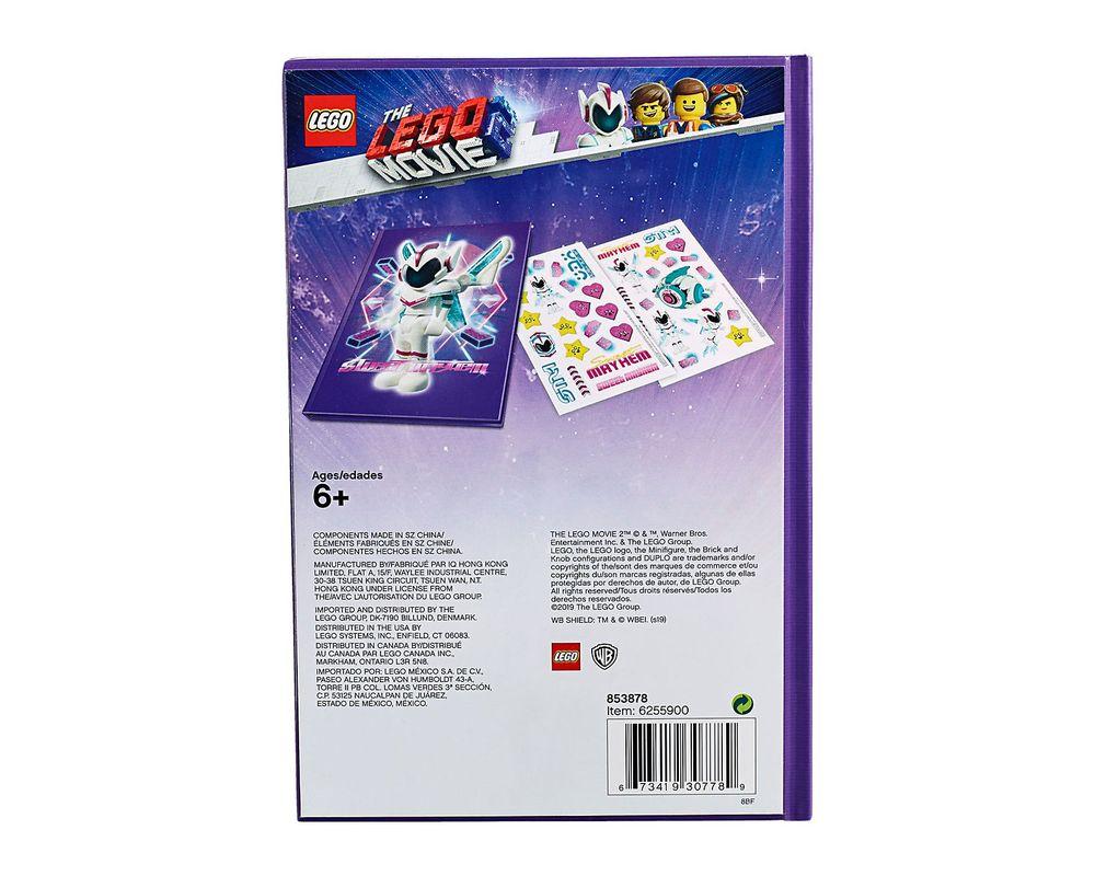 LEGO Set 853878-1 Sweet Mayhem Notebook