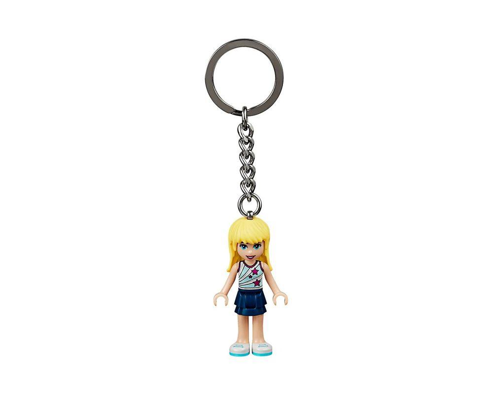 LEGO Set 853882-1 Stephanie Key Chain (Model - A-Model)