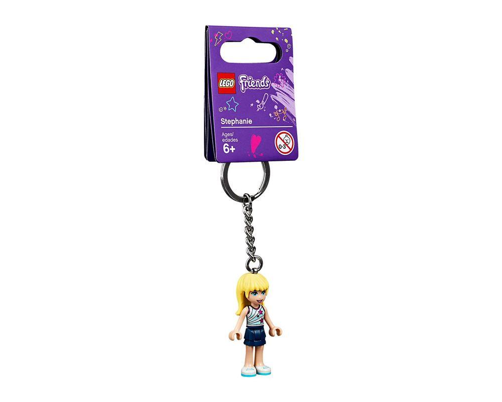 LEGO Set 853882-1 Stephanie Key Chain