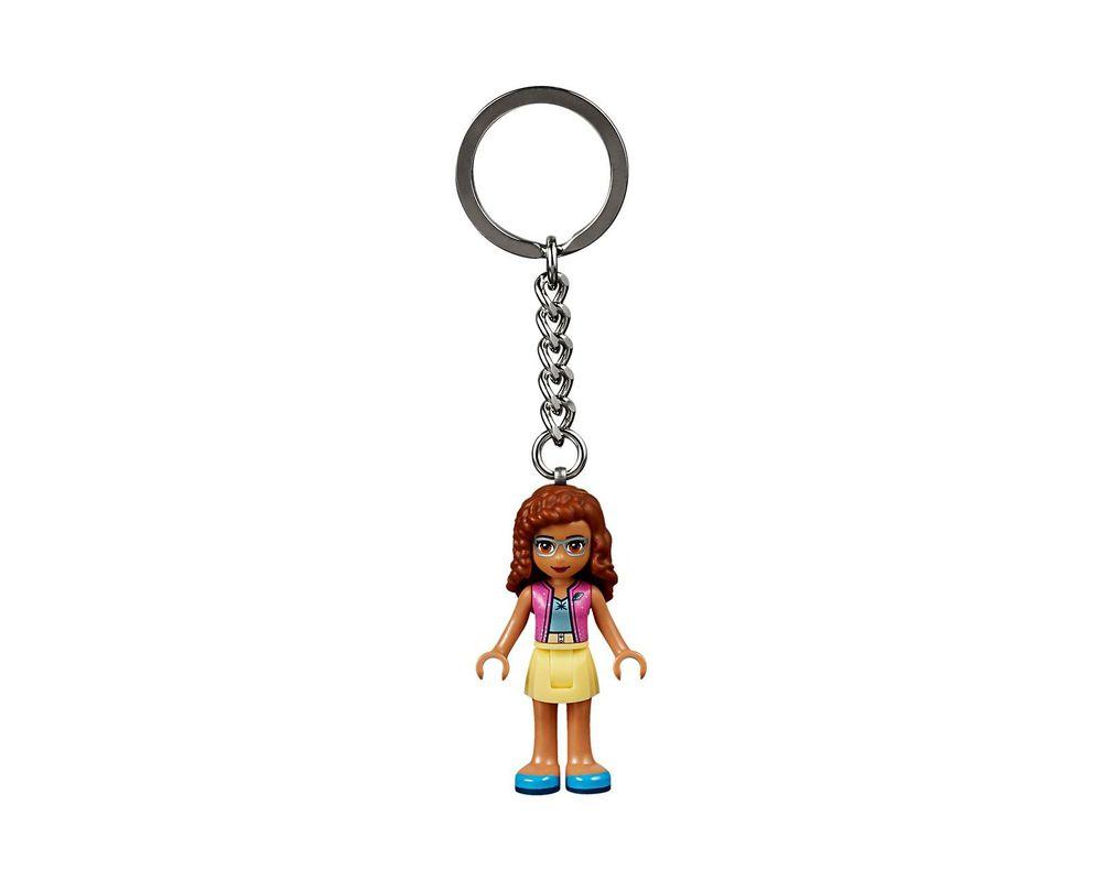 LEGO Set 853883-1 Olivia Key Chain (Model - A-Model)