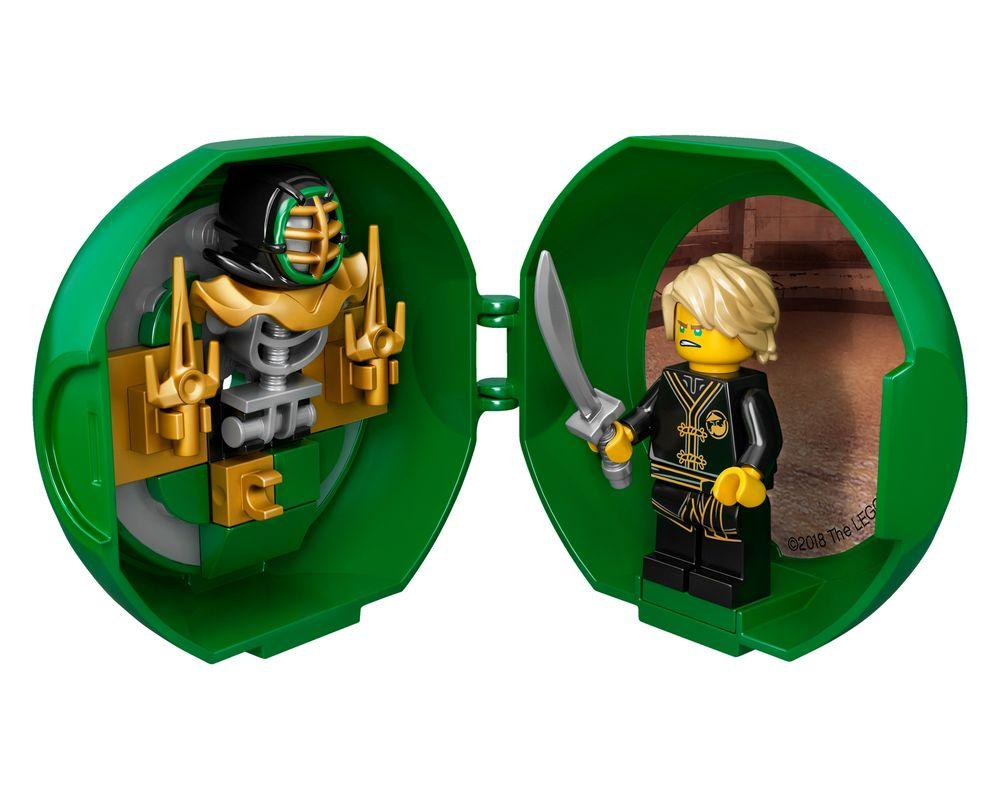 LEGO Set 853899-1 Lloyd's Kendo Training Pod (LEGO - Model)