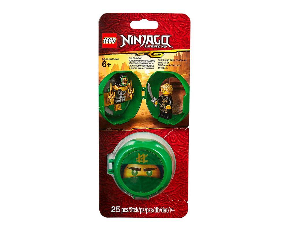 LEGO Set 853899-1 Lloyd's Kendo Training Pod