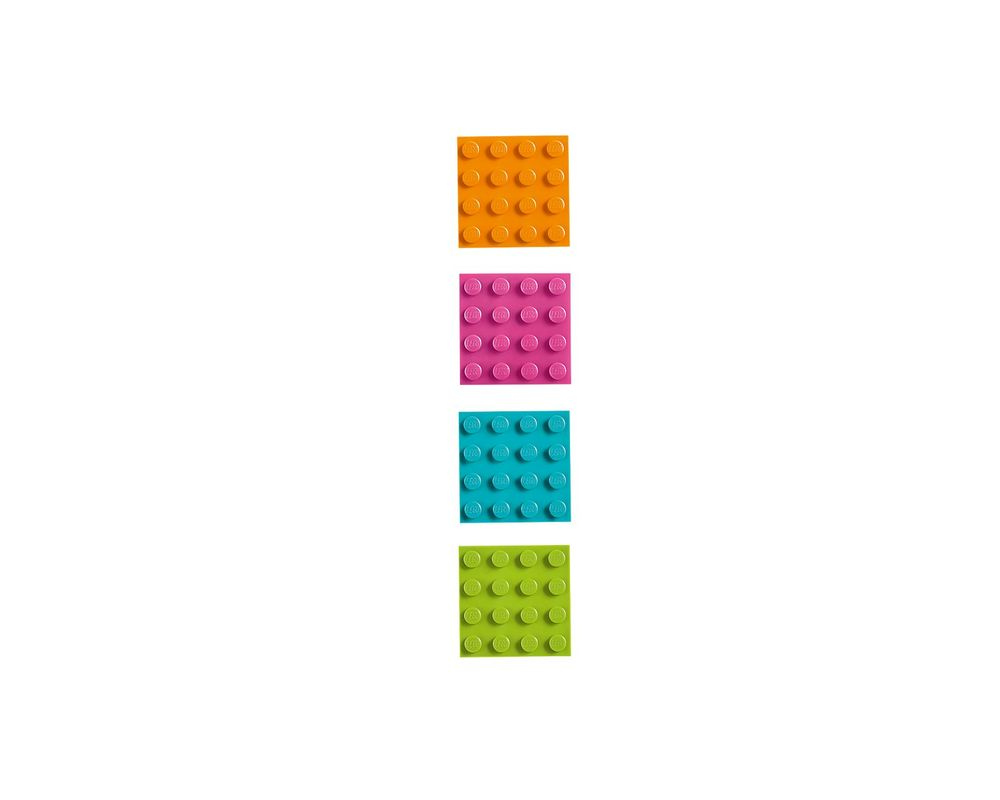 LEGO Set 853900-1 4x4 Brick Magnets