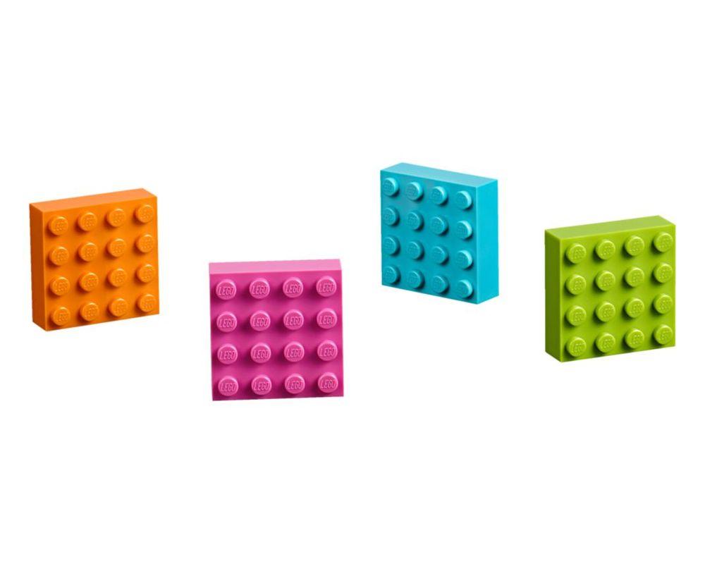 LEGO Set 853900-1 4x4 Brick Magnets (LEGO - Model)
