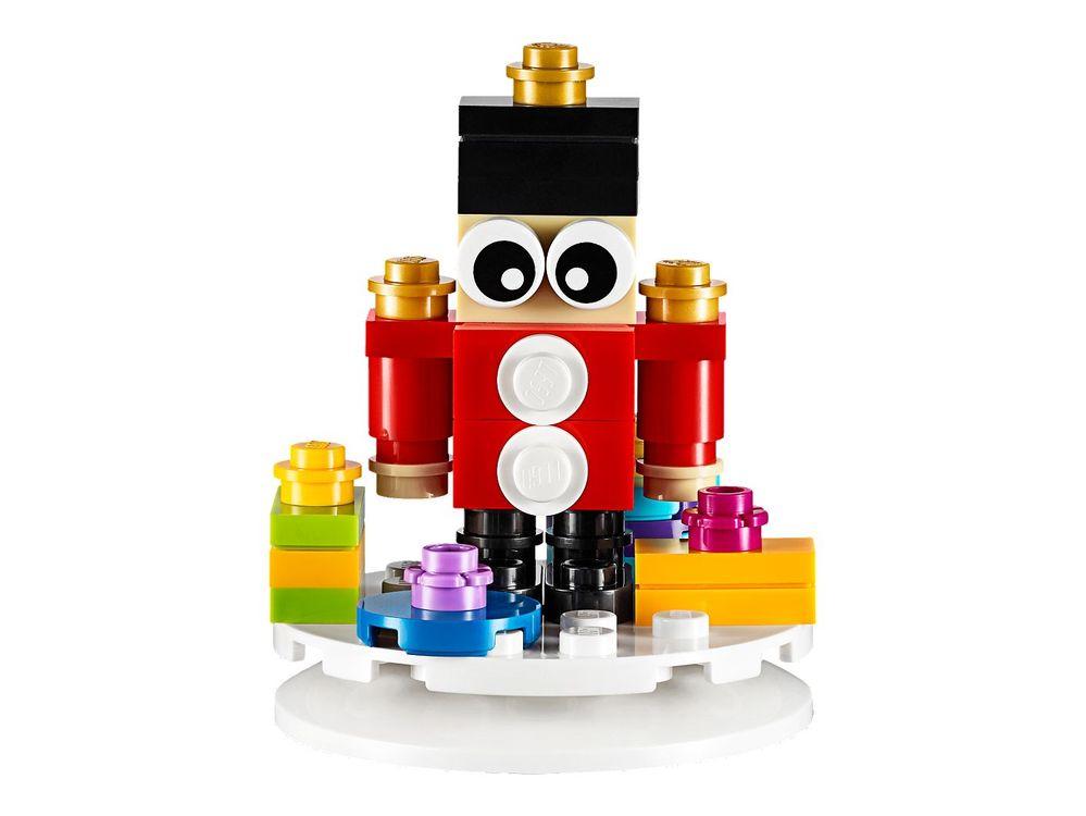 Lego Christmas Set 2019.Lego Set 853907 1 Toy Soldier Ornament 2019 Seasonal