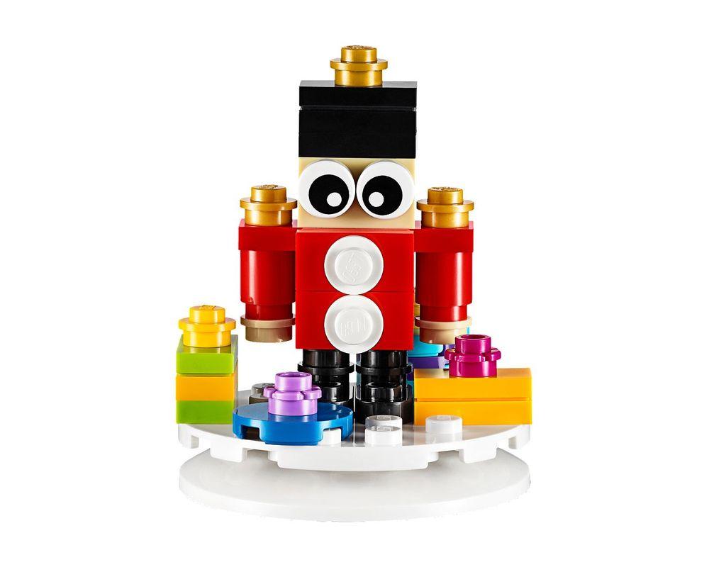 LEGO Set 853907-1 Toy Soldier Ornament (Model - A-Model)