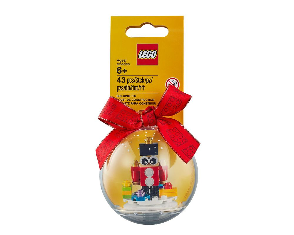 LEGO Set 853907-1 Toy Soldier Ornament