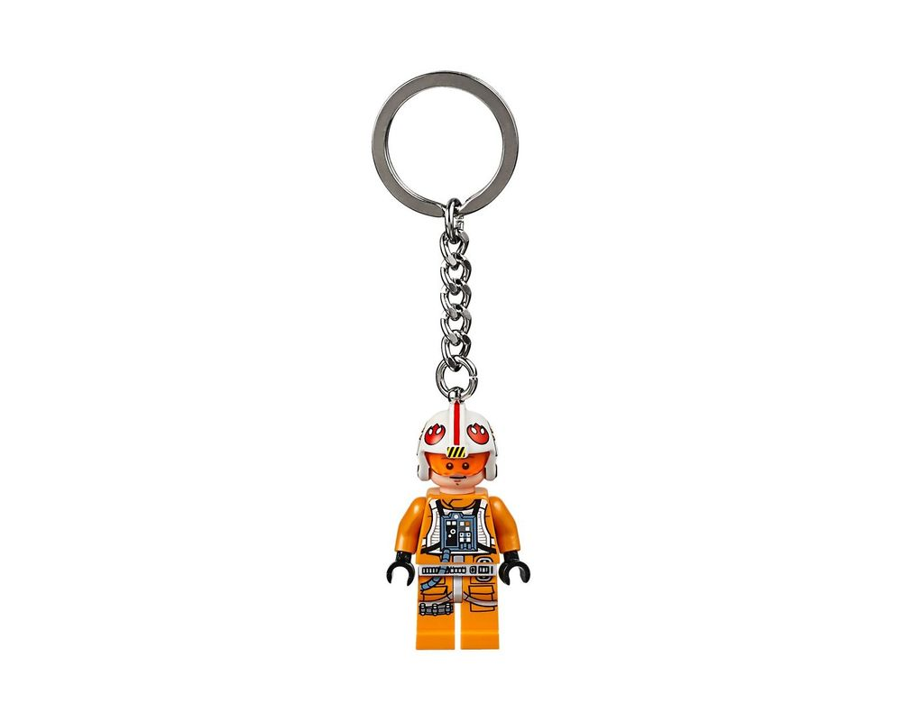 LEGO Set 853947-1 Luke Skywalker Key Chain (LEGO - Model)