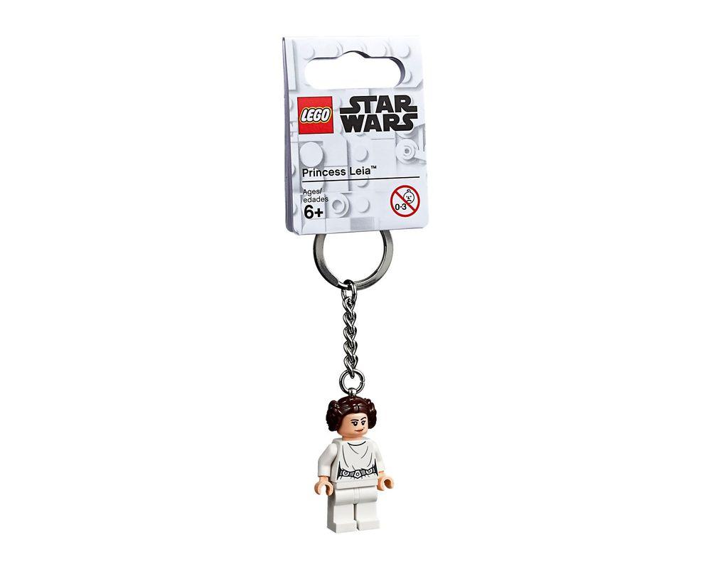 LEGO Set 853948-1 Princess Leia Key Chain