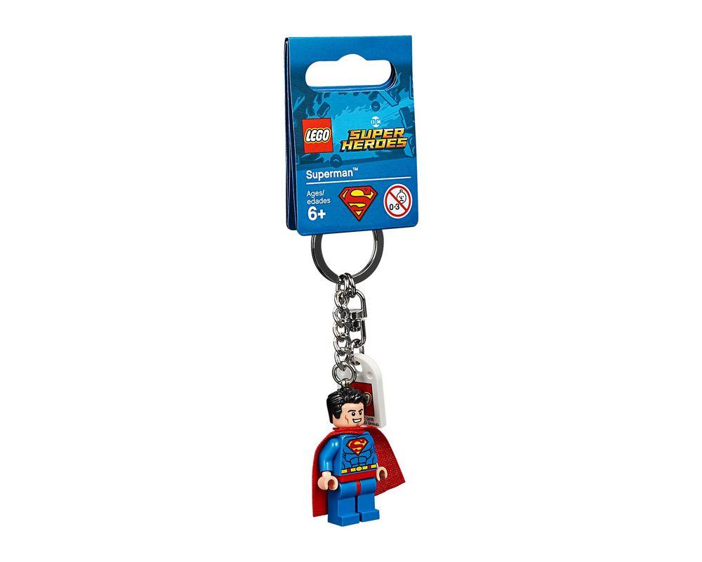 LEGO Set 853952-1 Superman Key Chain