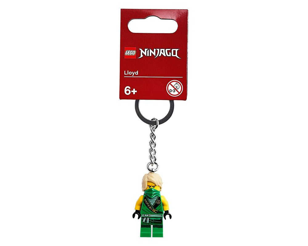 LEGO Set 853997-1 Lloyd Key Chain (Box - Front)