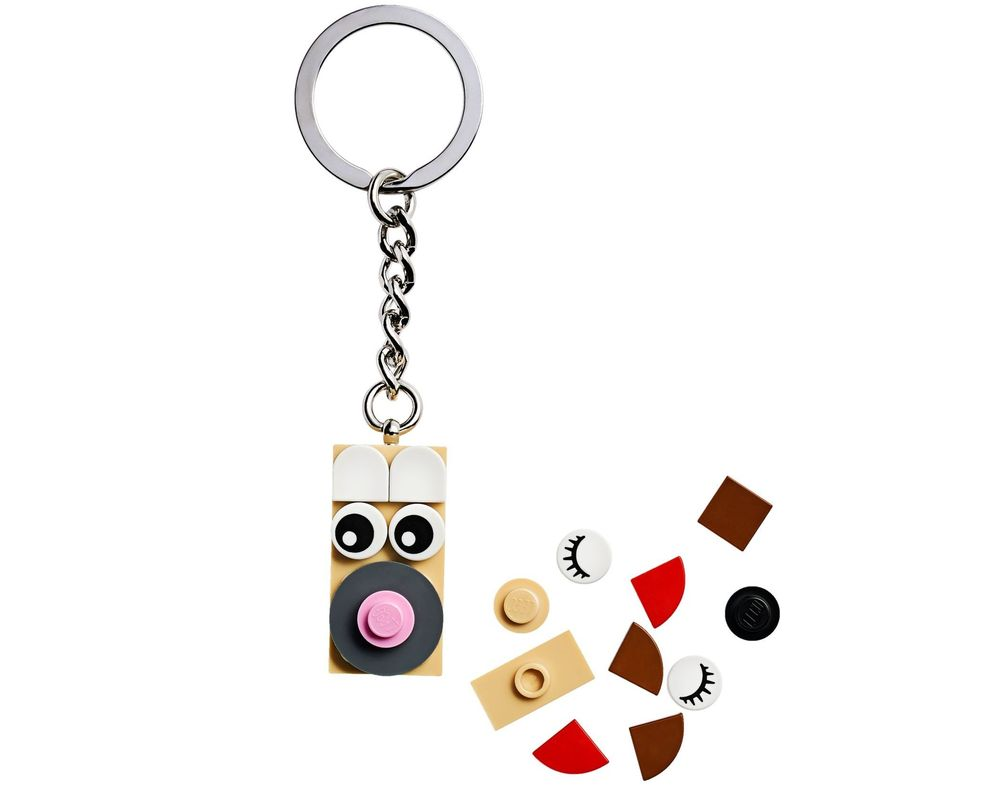 LEGO Set 854021-1 Creative Bag Charm (Model - A-Model)