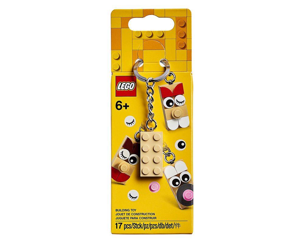LEGO Set 854021-1 Creative Bag Charm (Box - Front)