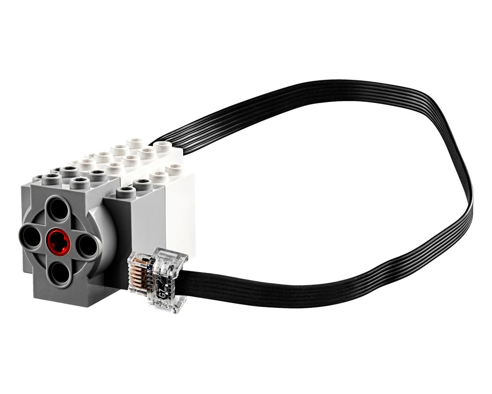 LEGO Set 88008-1 Medium Linear Motor (Model - A-Model)
