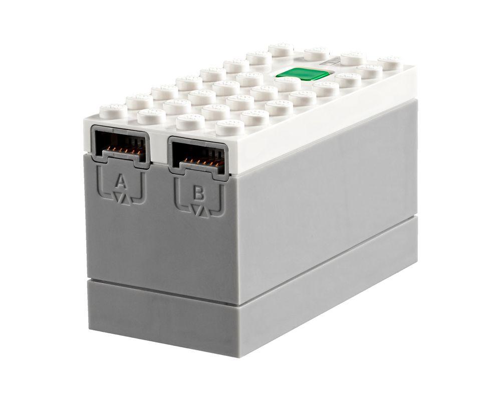LEGO Set 88009-1 Hub (Battery Box) (LEGO - Model)