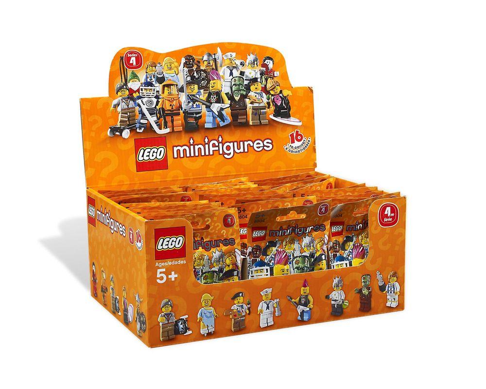 LEGO Set 8804-14 Artist - Complete Set