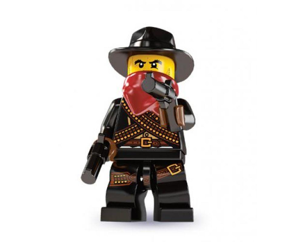LEGO Set 8827-5 Bandit - Complete Set (Model - A-Model)