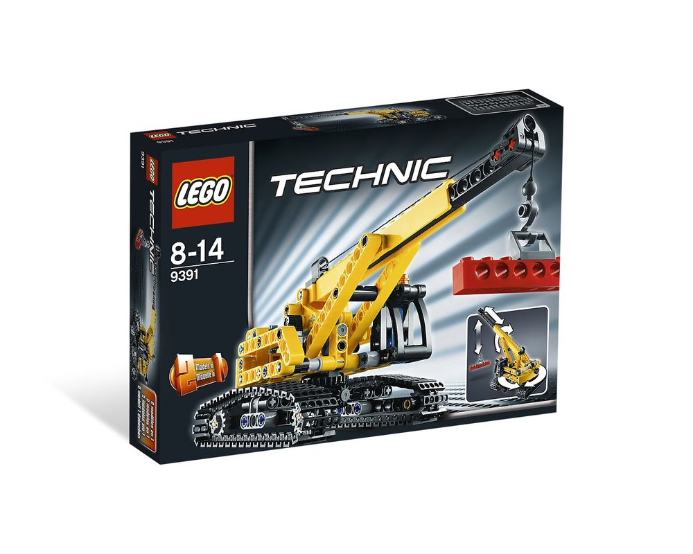 LEGO Set 9391-1 Mini Crane