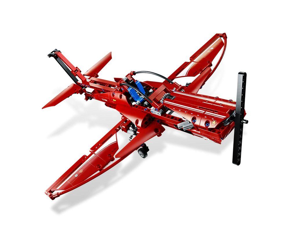 LEGO Set 9394-1 Jet Plane