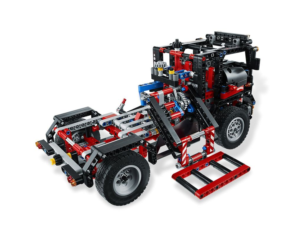 LEGO Set 9395-1 Pick-Up Tow Truck