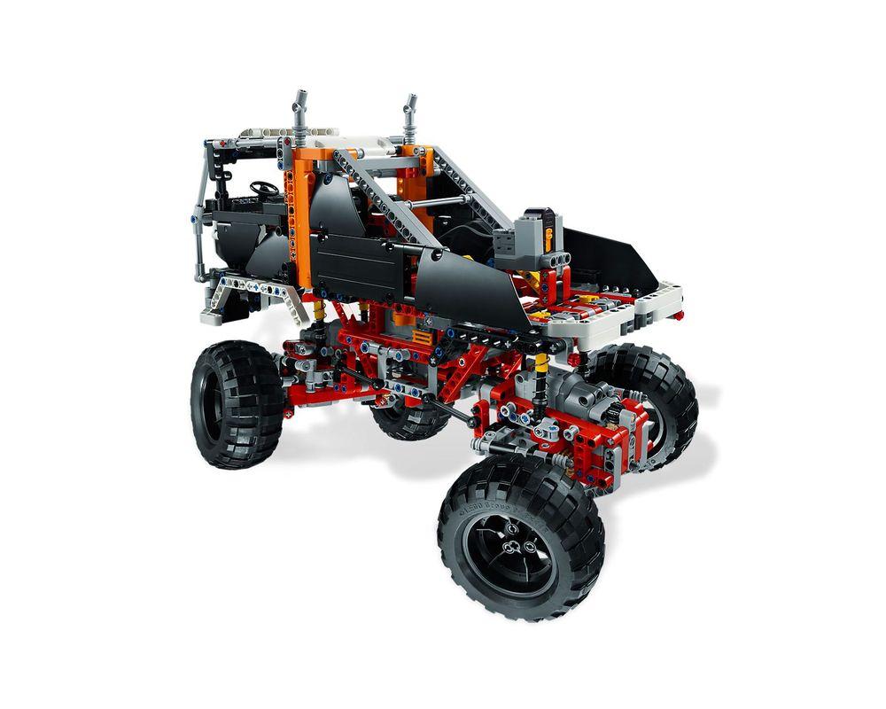 LEGO Set 9398-1 4 x 4 Crawler