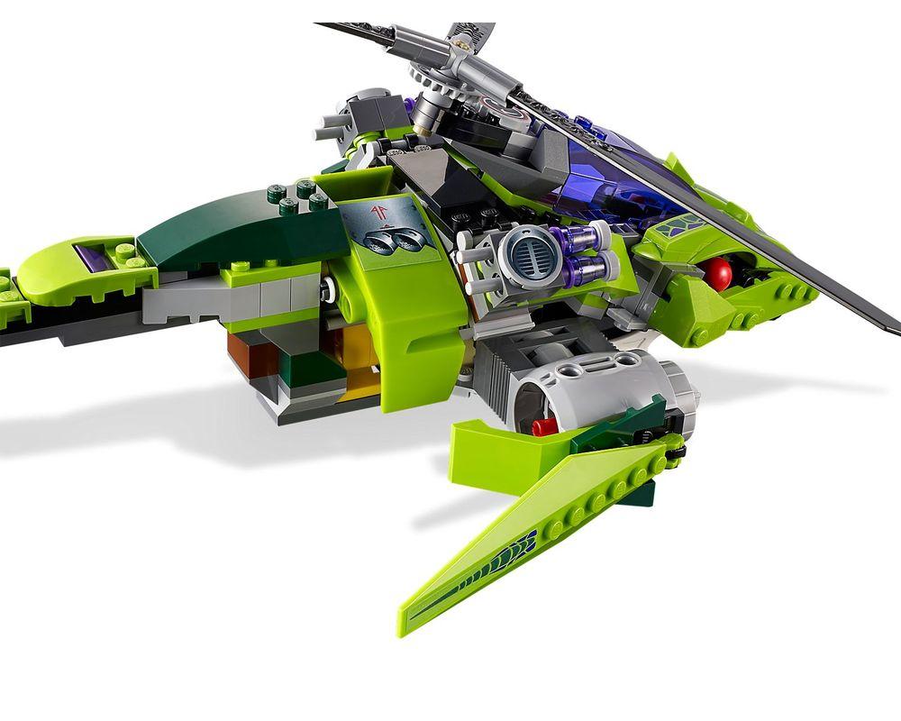 LEGO Set 9443-1 Rattlecopter