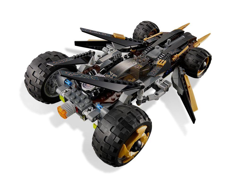 LEGO Set 9444-1 Cole's Tread Assault