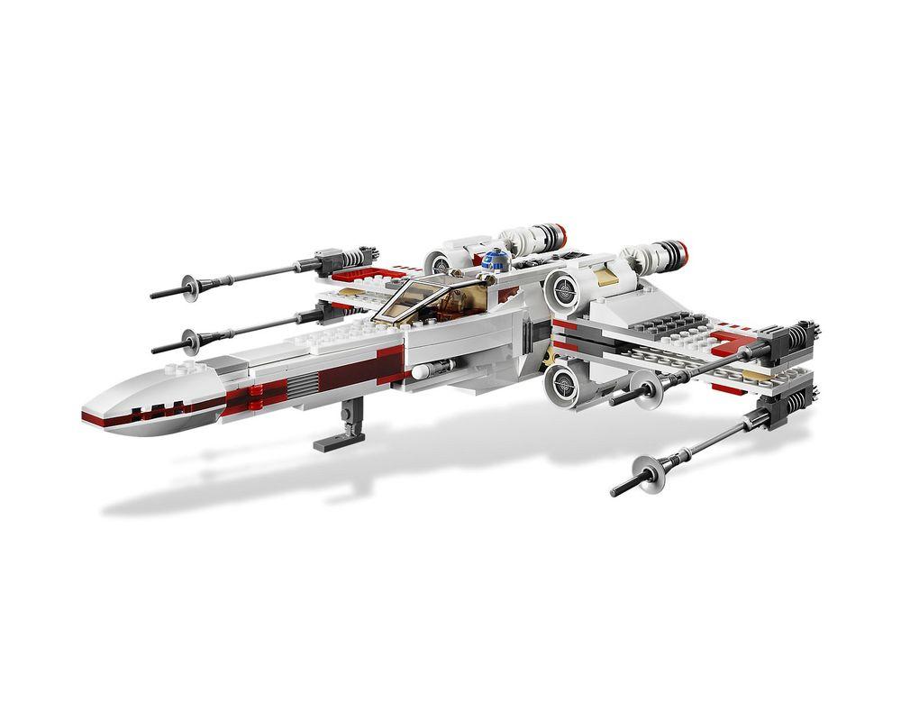 LEGO Set 9493-1 X-wing Starfighter