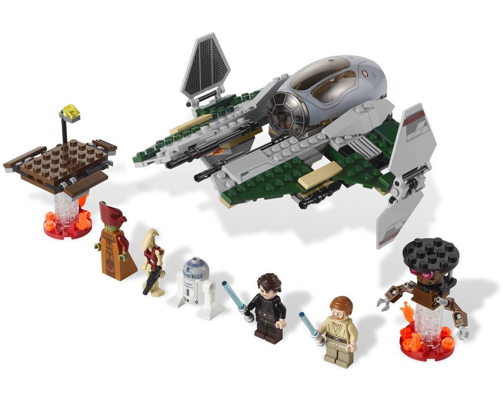 LEGO Set 9494-1 Anakin's Jedi Interceptor (Model - A-Model)