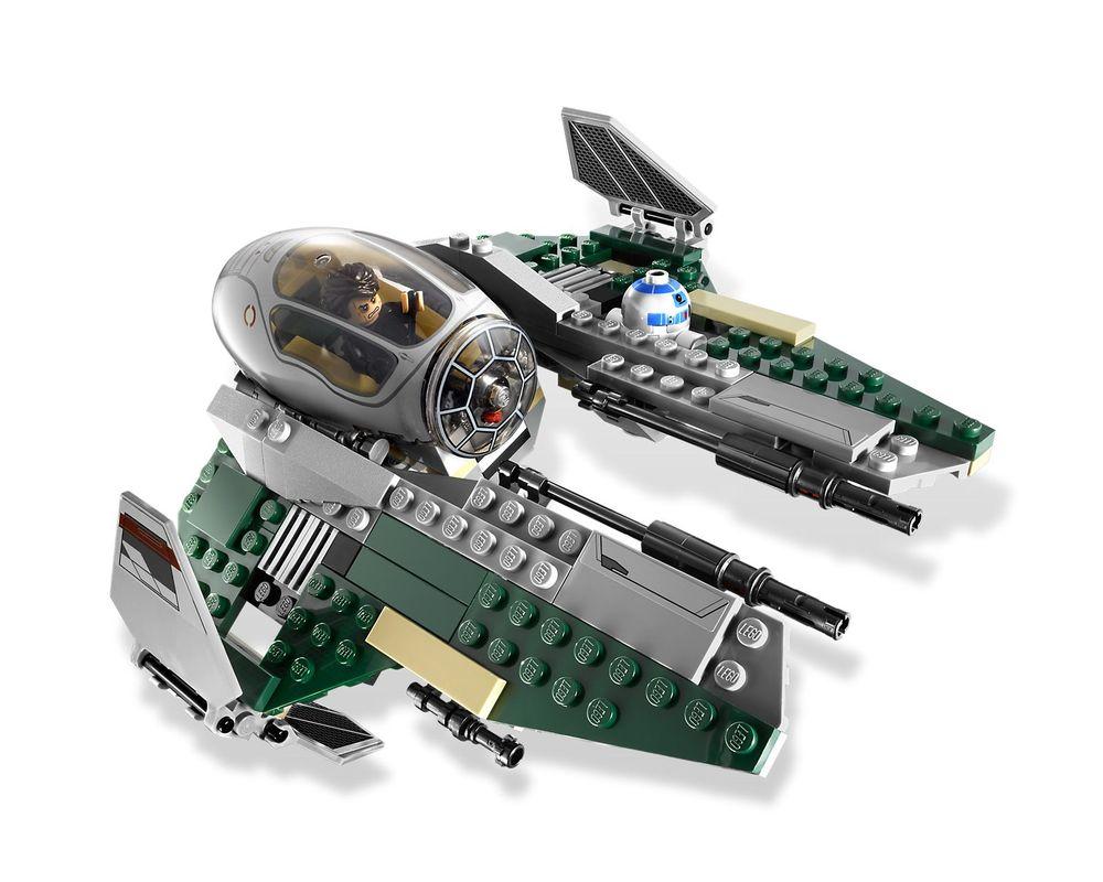 LEGO Set 9494-1 Anakin's Jedi Interceptor