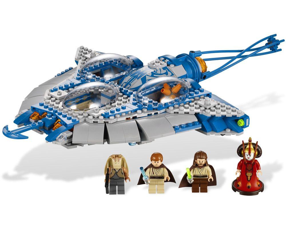 LEGO Set 9499-1 Gungan Sub (Model - A-Model)