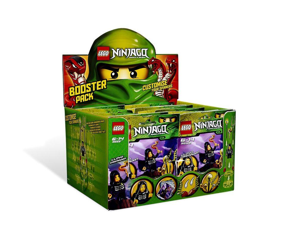 LEGO Set 9552-1 Lloyd Garmadon