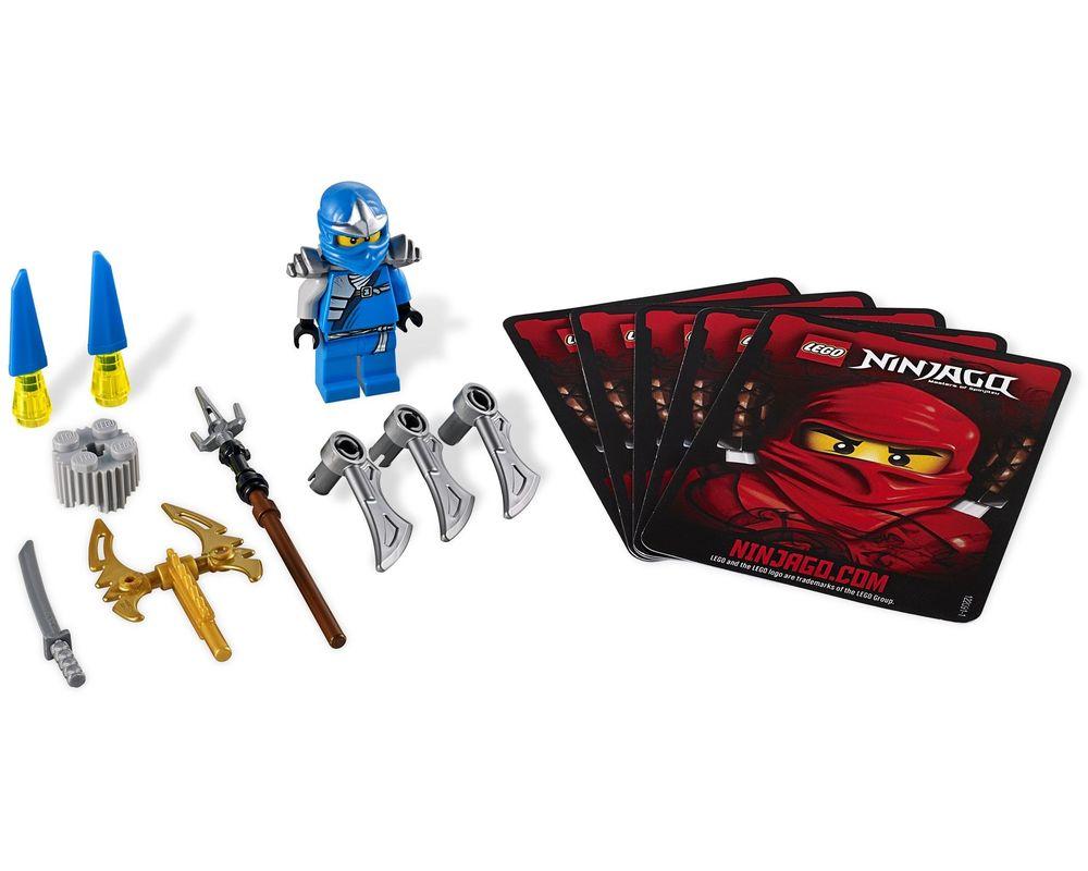 LEGO Set 9553-1 Jay ZX (Model - A-Model)