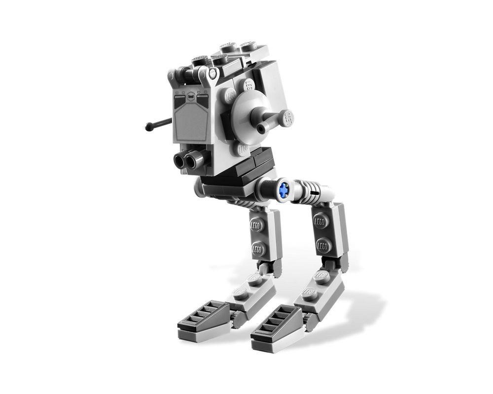 LEGO Set 9679-1 AT-ST & Endor