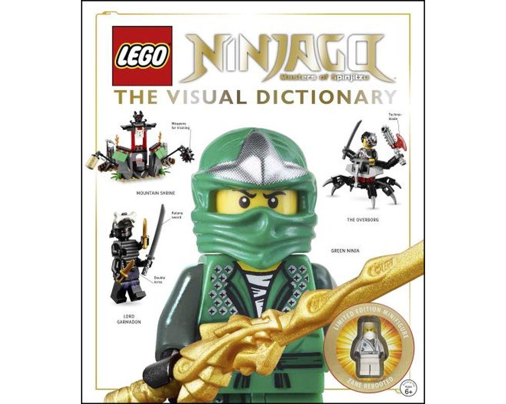 LEGO Set 9781465422996-1 Ninjago: The Visual Dictionary ...