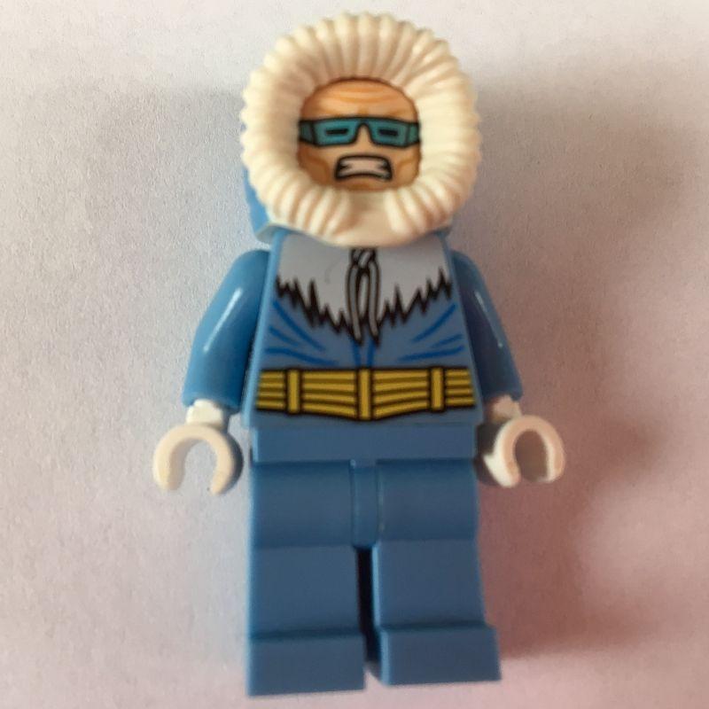 Lego Set Fig 000011 Captain Cold 2015 Super Heroes Dc Rebrickable Build With Lego