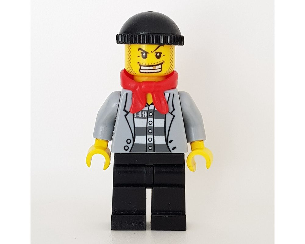 Figure Accessory NEW LEGO Handcuffs Gray Light Bluish x25 Jail Prison